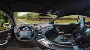 Mercedes-Benz CLK DTM AMG Coupé
